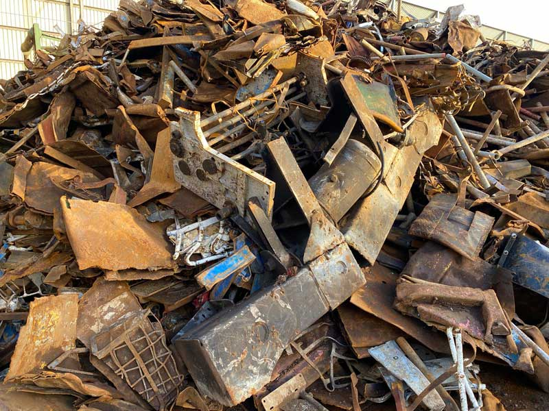 Image of commercial scrap from Ampthill Metal Company Ltd