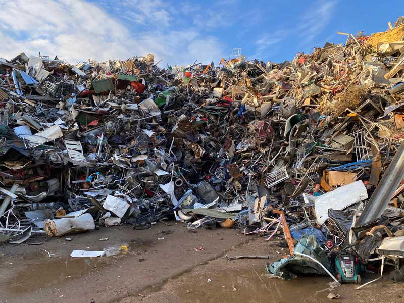 Image of trade scrap from Ampthill Metal Company Ltd